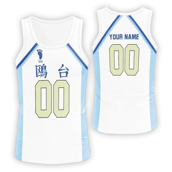 personalized team kamomedai unisex tank tops - Haikyuu Merch Store