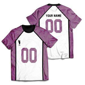 personalized team shiratorizawa unisex t shirt 283199 900x - Haikyuu Merch Store