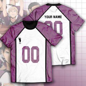 personalized team shiratorizawa unisex t shirt 774556 900x - Haikyuu Merch Store
