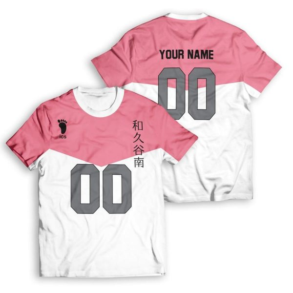 personalized team wakutani unisex t shirt - Haikyuu Merch Store