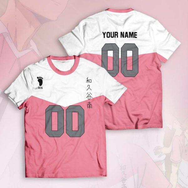personalized wakutani libero unisex t shirt - Haikyuu Merch Store